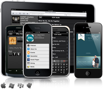 App Store | Android Market | Mobile Web